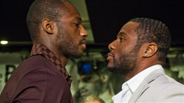 Chad Dawson et Jean Pascal
