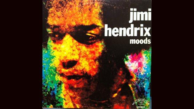 Un des albums posthumes de Jimi Hendrix