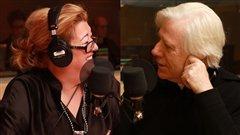 Genevi�ve St-Germain et Dennis Trudeau  �Radio-Canada/Marie-Sandrine Auger