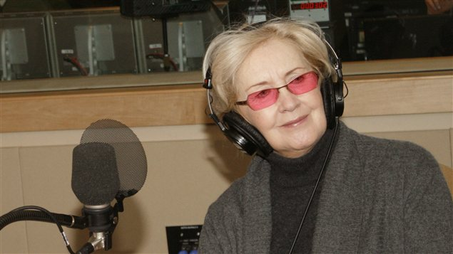 Andrée Lachapelle   © Radio-Canada / Philippe Couture