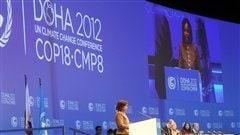 Conférence sur le climat à Doha