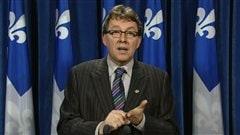 Le député du PLQ Jean D'Amour