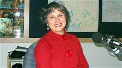 La poète et romancière Susan Glickman