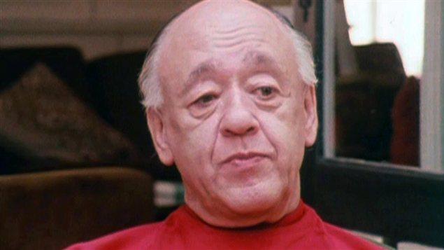 Eug�ne Ionesco en 1976
