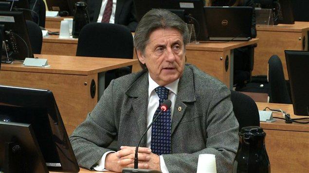 Michel Cadotte d'IPEX