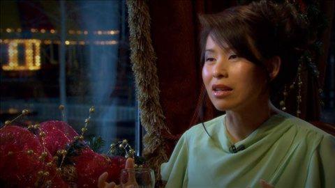 Un train pour Noel - Entrevue avec Kim Thuy - 27 novembre 2012