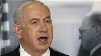 Le premier ministre israélien, Benyamin Nétanyahou