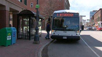 Un autobus de la société Codiac Transit (archives)