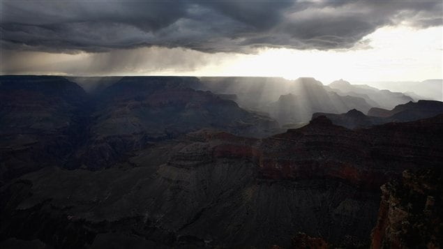 Le Grand Canyon, en Arizona