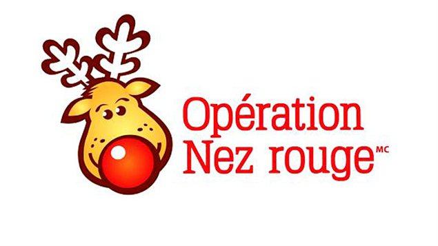 Logo d'Opération Nez Rouge