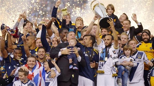 Le Galaxy de Los Angeles a remporté la quatrième Coupe MLS de son histoire.