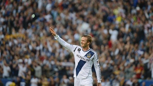 David Beckham se retire dans la gloire.