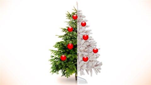Un sapin de Noël naturel ou artificiel? L'arbre naturel est plus écologique que l'artificiel, si vous l'achetez localement. Mais si vous conservez votre arbre artificiel pour plus de 20 ans, alors c'est ce-dernier qui s'avère plus écologique...