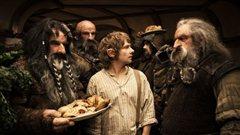 Une scène du film «Le Hobbit»