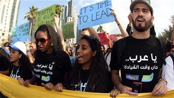 Les jeunes placent le changement climatique en haut de la liste des problème de ce monde.