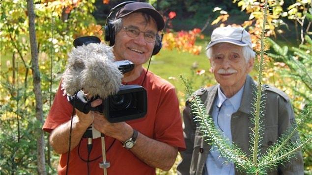 Serge Giguère et Louis-Edmond Hamelin