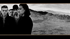 Pochette de l'album <i>The Joshua Tree</i> du groupe U2, photo d'Anton Corbijn / � Island Records, Wikip�dia
