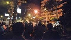Des affrontements entre opposants et partisans du pr�sident Mohamed Morsi ont �clat� mercredi au Caire.