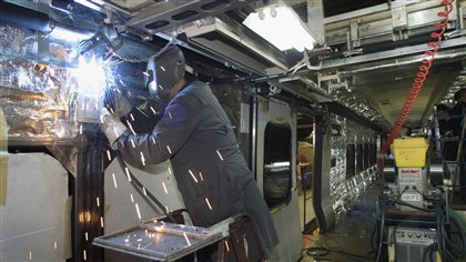 Bombardier : 145 mises à pied temporaires à La Pocatière - Radio-Canada