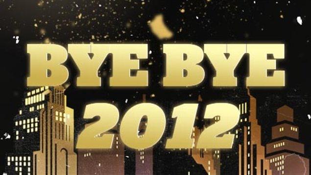 Bye bye 2012 affiche