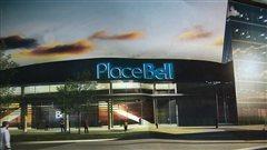 Projet de la Place Bell � Laval