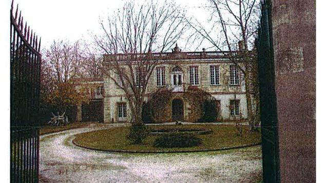 Un château du 18e siècle