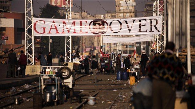 Le Caire après une autre nuit de manifestations