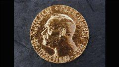 Médaille du prix Nobel de la paix | ©AFP/Gunnar Lier
