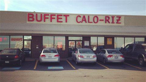 Buffet Calo-Riz