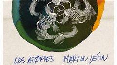 Une partie de l'affiche du <i>Show laboratoire exotique</i> de Martin L�on