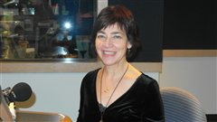 Kim Robertson, soliste invitée au concert de Winter Harp