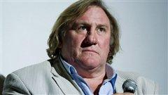 L'acteur G�rard Depardieu