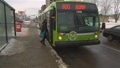 Autobus du Réseau de transport de la Capitale