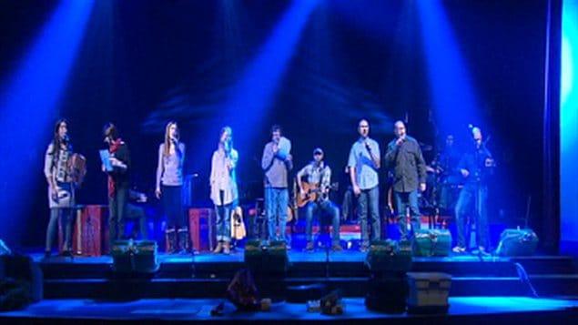 le spectacle Noël avec Les Muses, les Frères Bélivo et Roland Gauvin