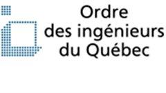 Le logo de l'Ordre des ingénieurs du Québec