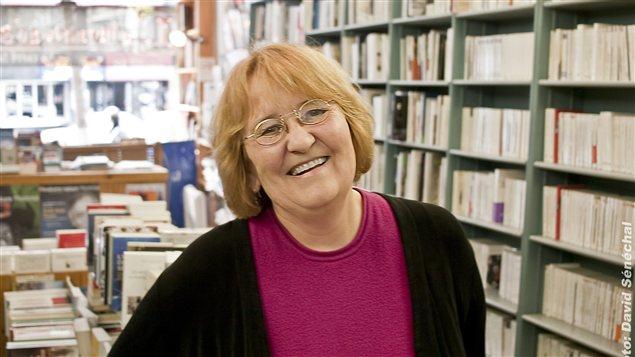 Françoise Careil dirige la librairie indépendante Le Square