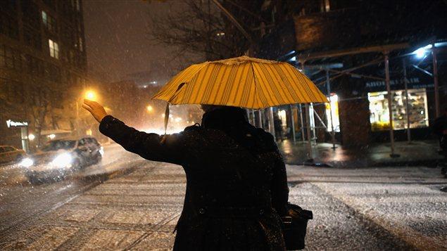 La ville de New York autorisera les applications pour appeler un taxi avec un téléphone intelligent dès février
