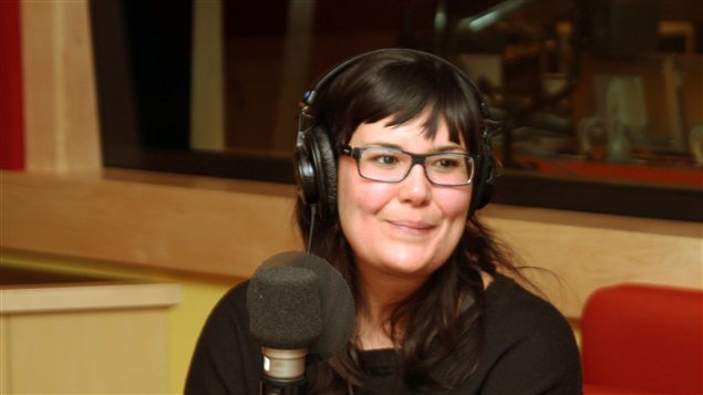 Genevi�ve Allard | � Radio-Canada / Philippe Couture