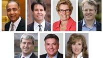 Course à la direction du Parti libéral de l'Ontario