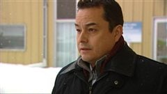Le chef de l&#39;Assemble des Premires Nations du Canada, Shawn Atleo, en entrevue  Winnipeg, le 17 dcembre 2012.