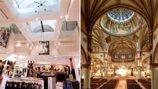 Les centres commerciaux sont-ils nos nouveaux lieux de culte?