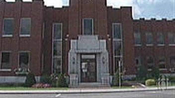 Hôtel de ville de Drummondville