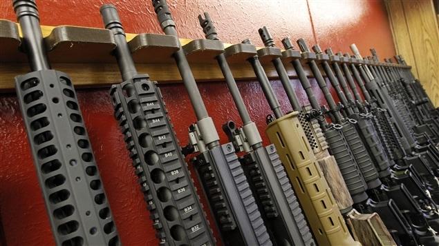 Armes-feu