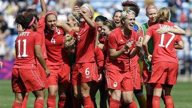 Seleccion de Futbol Canada Selección Femenina de Fútbol
