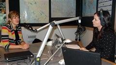 Marie Villeneuve s'entretient avec la chanteuse Jill Barber