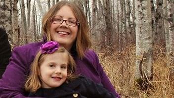 Christine McIntyre espère inspirer aux gens d'accomplir des gestes de gentillesse pour balayer le mal causé par la tuerie de Newtown.