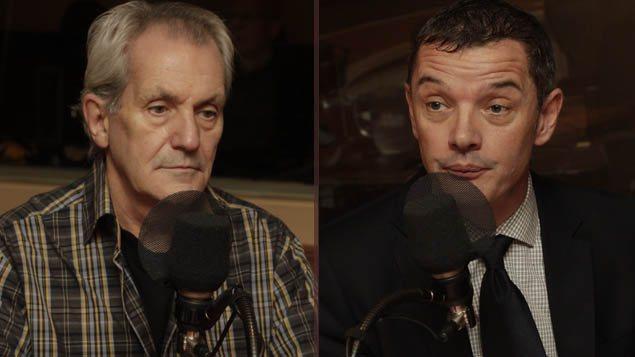 George Green et Damien Siles | ©Radio-Canada/Xavier Kronström Richard
