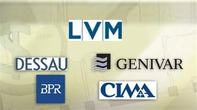 Dessau, sa filiale LVM, Genivar, BPR et CIMA+ ont présenté 270 demandes d'accès à l'information pour obtenir les noms de membres de comités de sélection entre le printemps 2010 et l'hiver 2012.