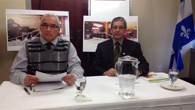 La CSST blâme l'entreprise Entrepreneur minier Promec pour l'accident qui a gravement blessé un travailleur en juin 2012.