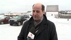 Gino Lebrasseur, maire de Pasbébiac